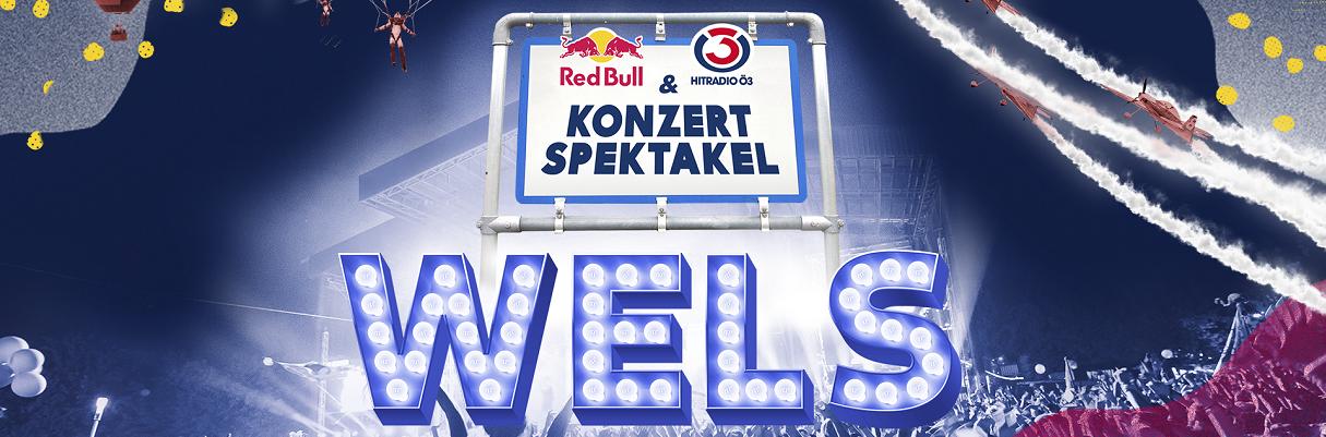 Red Bull ö3 Konzertspektakel Wels